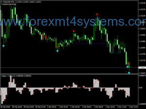 Estratégia Forex Trend Hunter Scalping