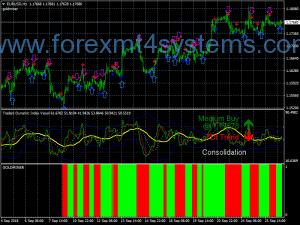 Forex Dynamic Miner Swing სავაჭრო სტრატეგია